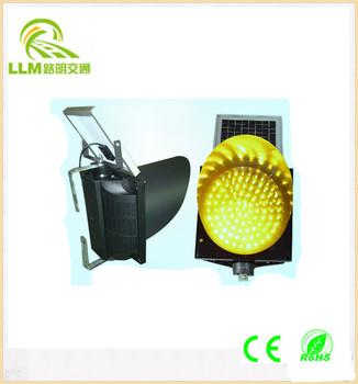 Bulk Export Cheapest Price High Brightness Solar Yellow Flashing ...