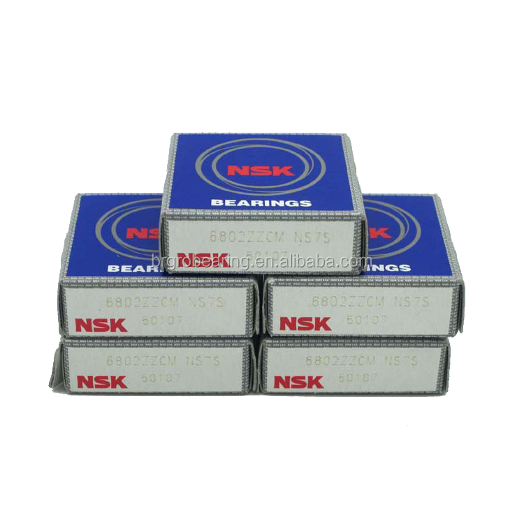 Original Japan NSK miniature ball bearings 680 zz bearing
