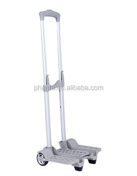 23a9e8098a95 Compact Foldable Lightweight Hand Truck Luggage Cart Children And Ladies  Cart/trolley/grocery Shopping Cart - Buy Collapsible Foldable Wheeled  Trolley ...