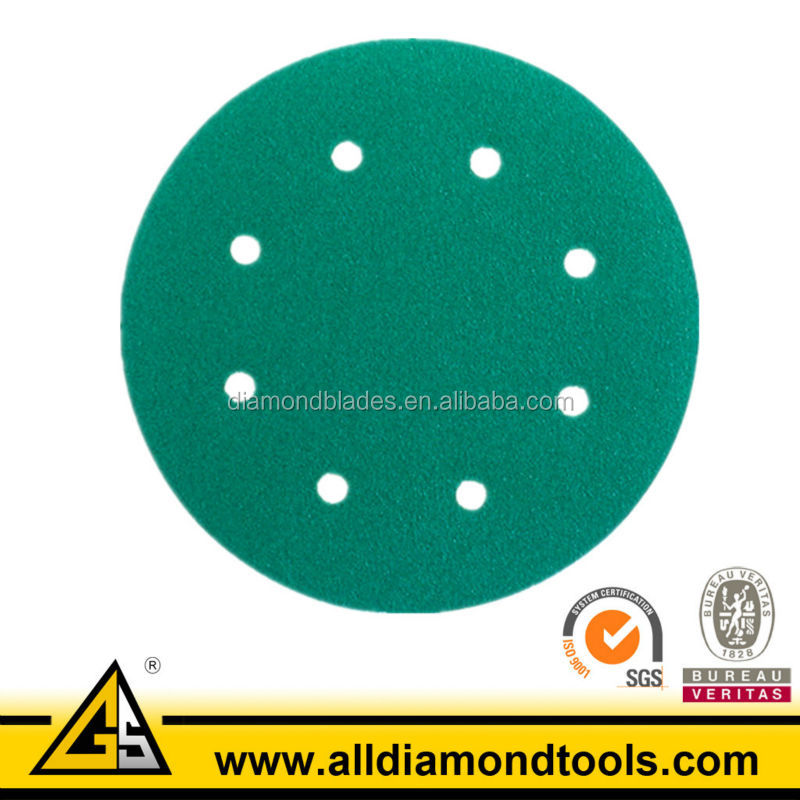 Anti-Clogging 5 Inch Silicon Carbide Sand Paper