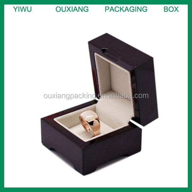 small cute piano black lacquer finish luxury wooden engagement ring box & small cute piano black lacquer finish luxury wooden engagement ... Aboutintivar.Com