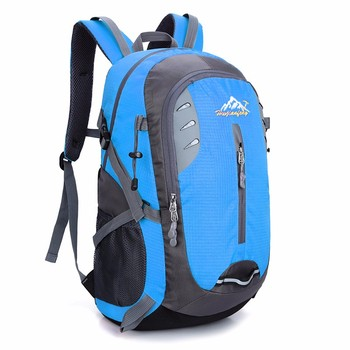 Hot sale new bag factory 45L rucksack backpack bags travel bags for hiking