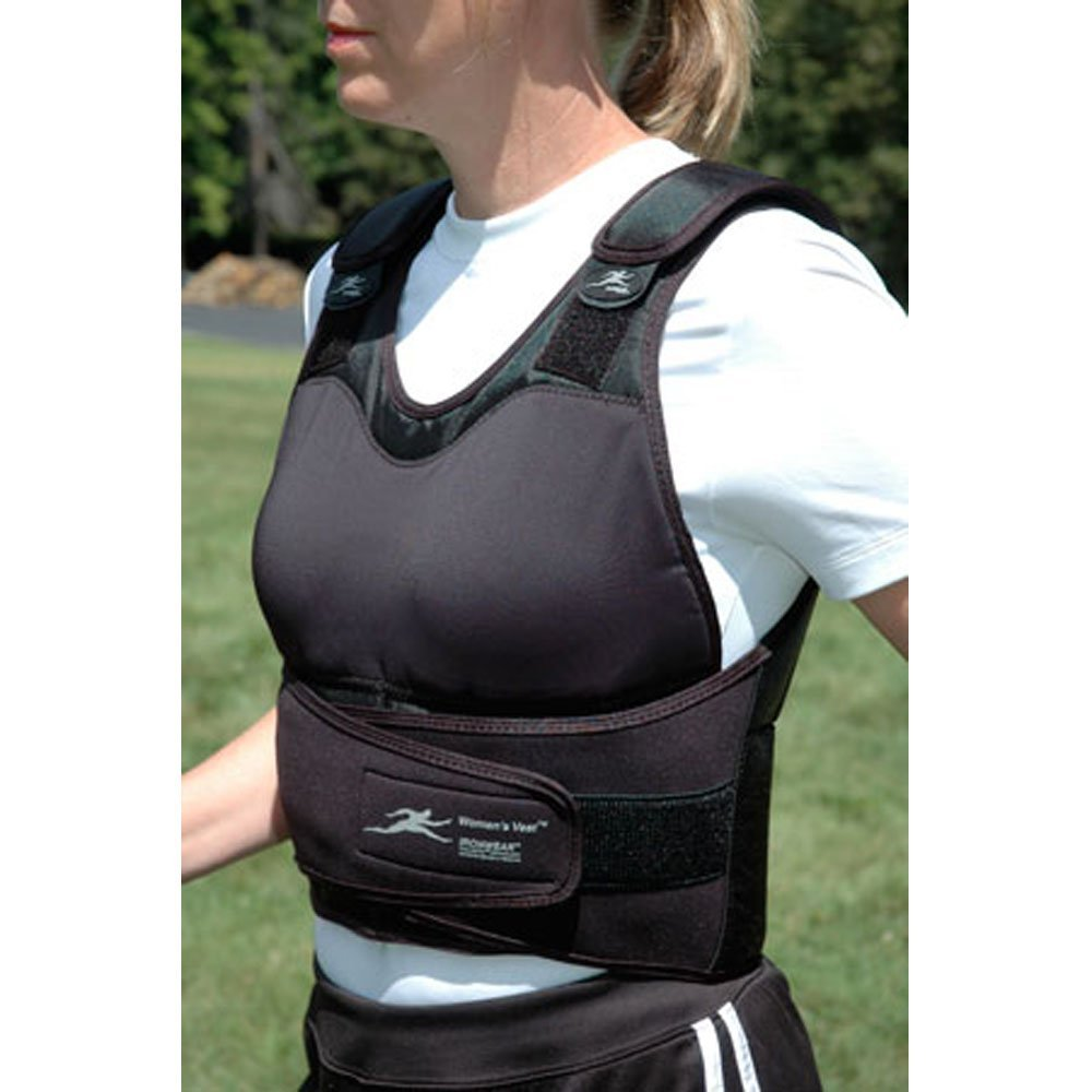Women's Vest (Adjustable Height) Supplied At 11lbs