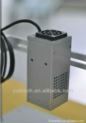 Aluminum Air Cooling uv led curing machine
