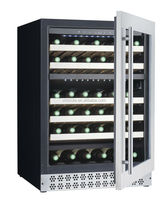 51 bottles Thermoelectric wine fridge VI60D with latest design
