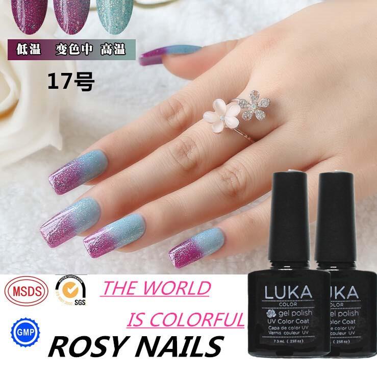 Changing Color Uv Neon Gel Nail Polish Factory Euro Nail - Buy Euro ...