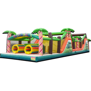 Pk15091503 Hot sale outdoor inflatable fun city game equipment for kids and adults