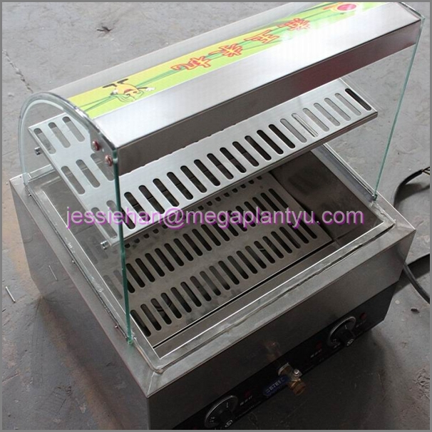 Gold supplier trade insurance Hotselling sweet corn boiling machine for sale