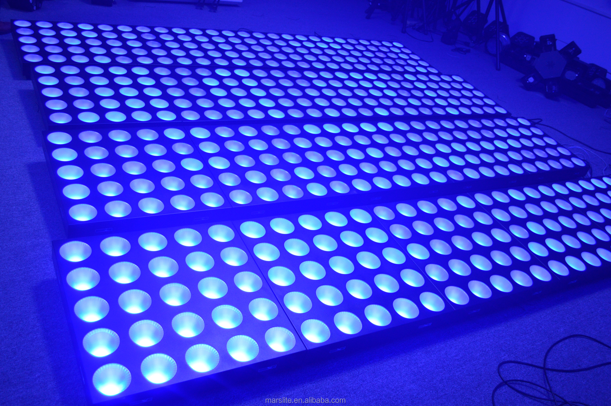 Commercial Lighting Stage Lighting Effect Professional Dmx512 Control 5x5 Dmx Led Audience Blinder Matrix Panel Beam 25x10w Rgbw 4 In 1 Led Matrix Blinder Light A Complete Range Of Specifications