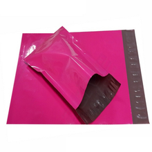 OEM Environment-friendly colorful plastic postage bag YIWU