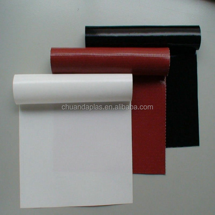 Innovative chinese products silicone rubber coated glass fiber cloth from alibaba store