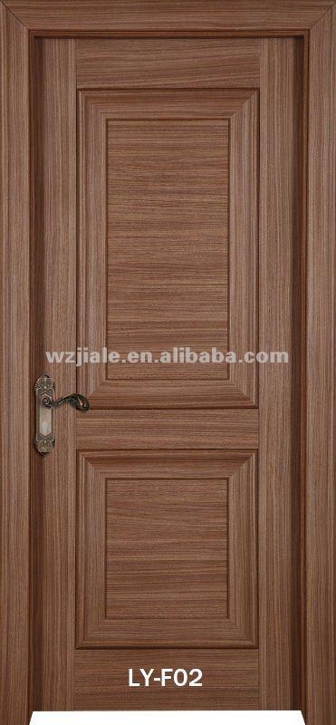 Wooden door designs for bedroom for Modern wooden door design