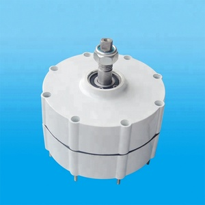 3 Phase Ac Permanent Magnet Synchronous Generator Alternator