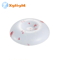 Taiwan epistar chip round and square plastic led ceiling light covers