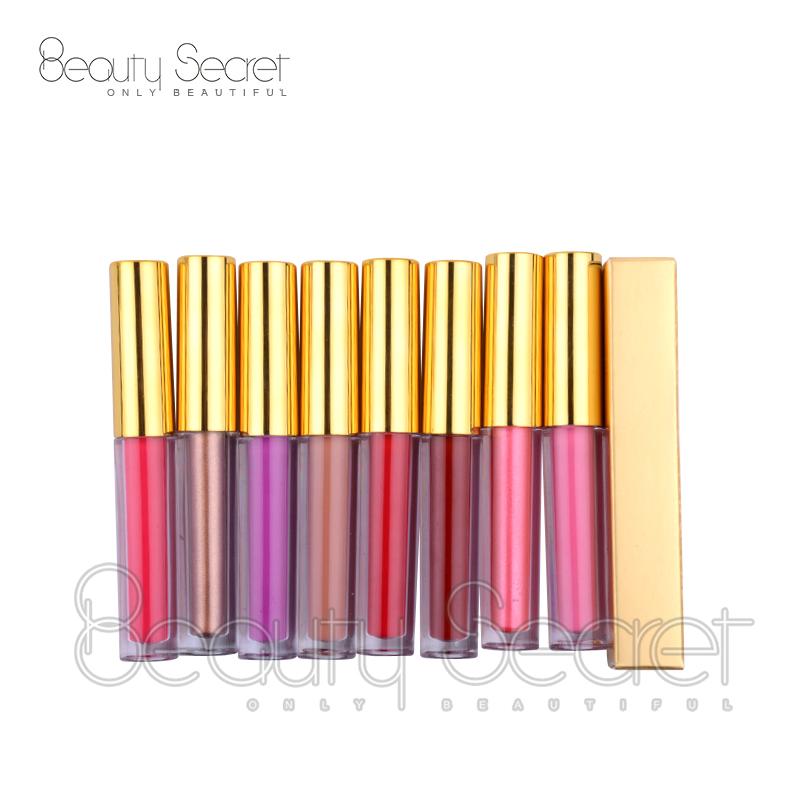 Vegan Matte Lipstick Private Label Lippenstift Tube