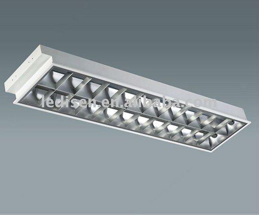 finest selection b2775 77d64 T8 Grille Lamp Fixture 2x36w(fluorescent Lamp Fixture,Ceiling Lamp Fixture)  - Buy Fluorescent Lamp Fixture,T8 Grille Lamp Lighting Fixture,Ceiling ...