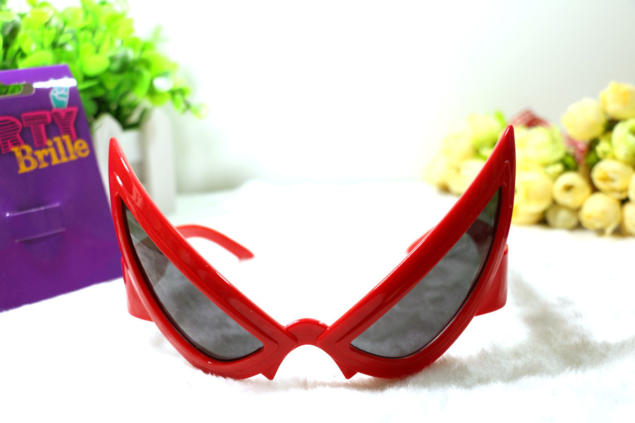 3ccbfb4fd2b Get Quotations · 2015 New Funny Batman Style Party Glasses PC meterial mask  and sunglasses For Dances and Festivals