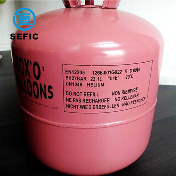 Helium Ballons 5kg Gas Cylinder Helium Gas Cylinder For Filling Helium Gas  - Buy High Quality Disposable Helium Balloon,Disposable Helium Ballon