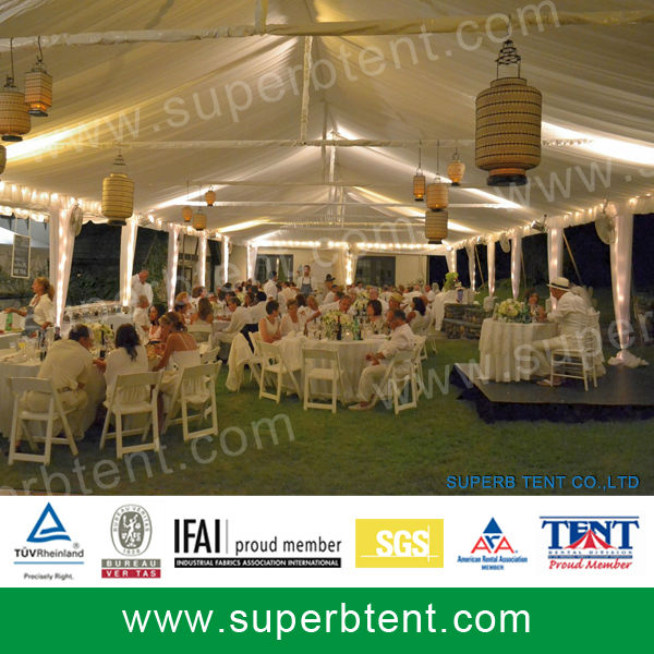 2014 Unique Luxury Wedding Tents , church tent,event tents centre from China