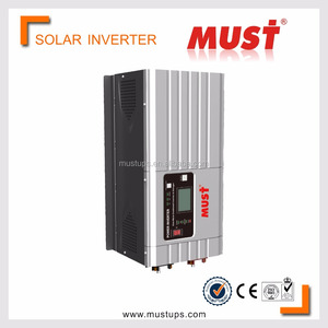 Single Output Type and 1-200KW Output Power solar inverter