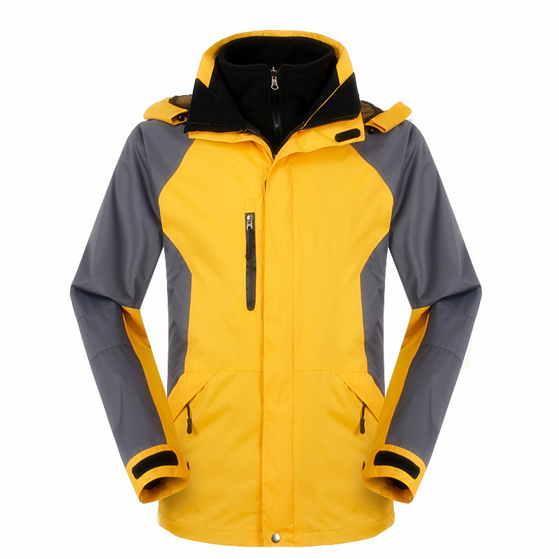 Outdoor Jackets Men 2015 Autumn Men Jackets Windbreaker Casual Windproof Waterproof Skiing Hiking Camping Jacket Fishing Coats