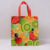 Foldable laminated eco friendly non woven shopping bags