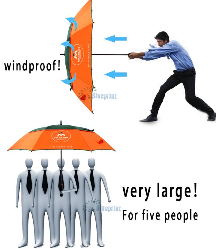 Unique Product Ideas Part - 25: Customer Make Logo Umbrella Unique Product Ideas