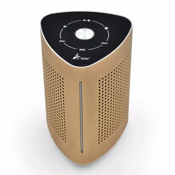 2018 trending products adin bt300 wireless vibration subwoofer speaker