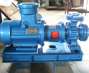 low Pressure Electric Chemical Pump Motor