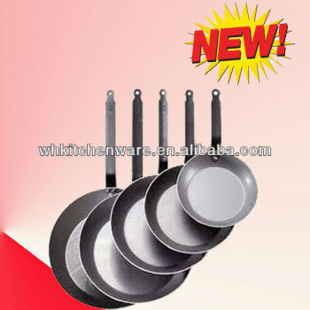 2013 Hot Sales Mini/Large Plate Steel Skillet