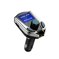Wireless Bluetooth V4.1 Stereo Modulator Dual USB Charger Bluetooth Car Kit Handsfree MP3 Player FM Transmitter X8