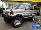 Land cruiser corps kit fender fusées pour Toyota Land Cruiser LC70