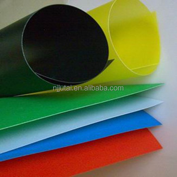 Ldpe Sheet 0.8mm Pitted Surface