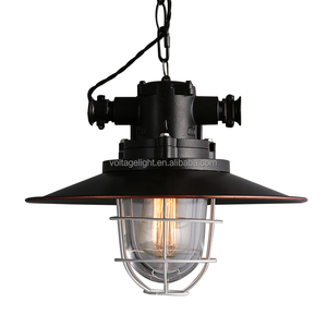 Industrial Light Vintage Lamp Metal Industrial Decorative Hanging Designer Modern Pendant Light