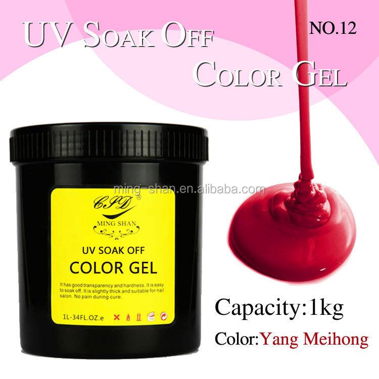Ming Shan Coco Uv Color Gel