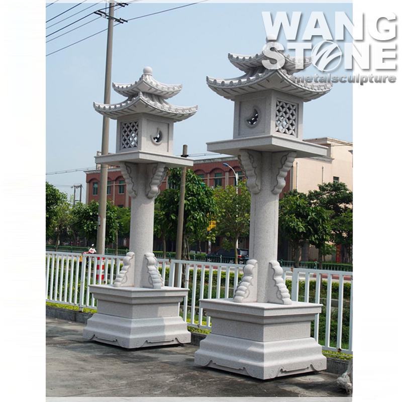 Decoraci n japonesa producto jard n tipo pagoda linternas for Articulos decoracion jardin