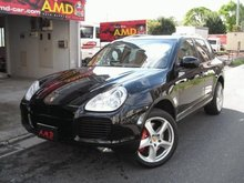 2006 Used Porsche Cayenne Turbo S LHD
