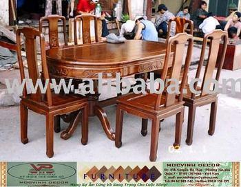 Y estética Product Comedor De Mocvinh Buy Comedor Muebles Mesa Madera lujo En barato Decoración Sillas On Para comodidad sQChrdxt