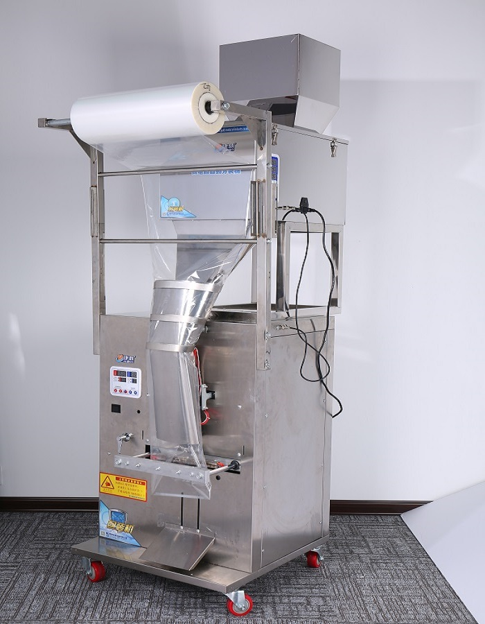 Banana plantain potato chips weighing sachet packaging machine
