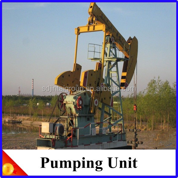 Oil field Walking Beam Pumping Unit/ C160D-173-86