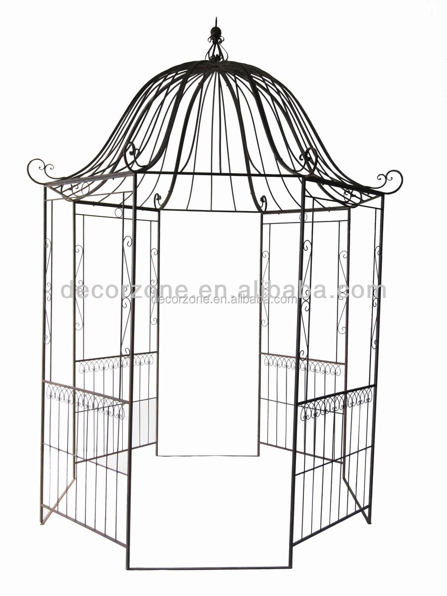 Antique Metal Gazebo, Antique Metal Gazebo Suppliers And Manufacturers At  Alibaba.com