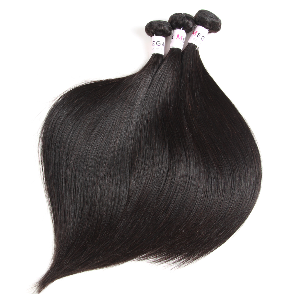 Groothandel Silky Remy Human 100% Bohemian Straight Hair Extensions