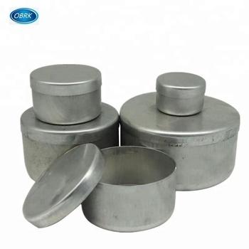 Teor De Umidade Do Solo Da Lata De Alumínio Com Tampas Buy O Teor