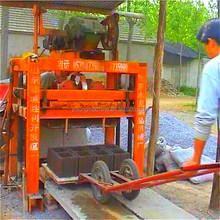 2017 block machine qt4-40 brick making machine for sale
