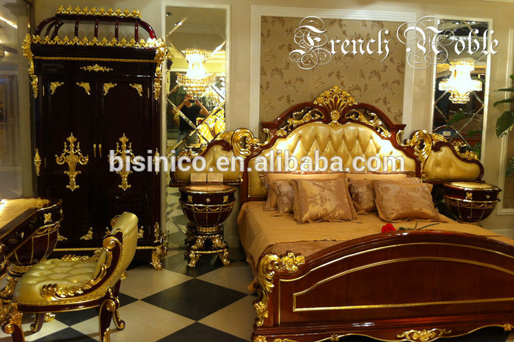 Bisini muebles de dormitorio antiguo conjunto noble luxury ...