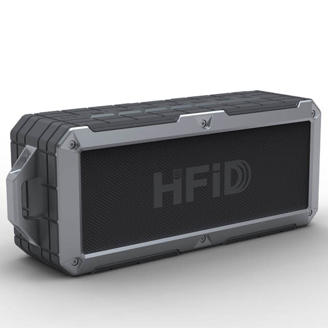 HFD-896 Waterproof Bluetooth Speaker Karaoke Untuk Outdoor