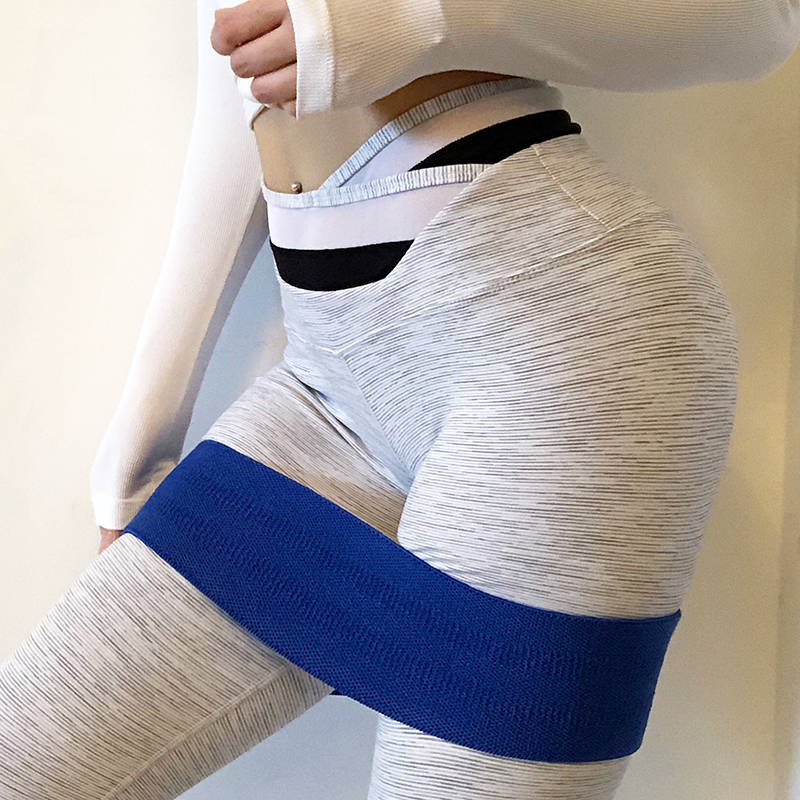 Weerstand Hip Bands Premium Oefening Bands Voor Booty Dij Glutes Soft antislip Ontwerp Lus Set Fitness Unisex String borst