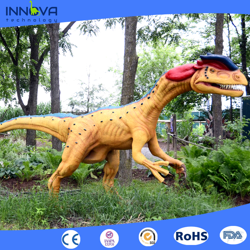 Innova-Outdoor Amusement Play ground Large Resin animal Statue
