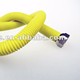 "1/2"" metal flexible stainless steel gas connection pipe/tube/hose for gas cooker"