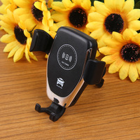 Qi Module Stand 10w Car Mount Charging Fast Wireless Charger